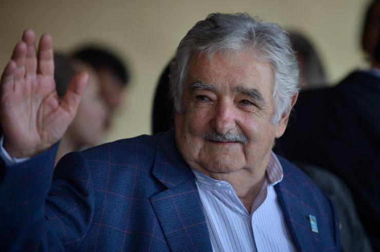Foto: José Cruz/Agência Brasil 16/07/2014 - José Mujica, ex-presidente do Uruguai |Fotos Públicas